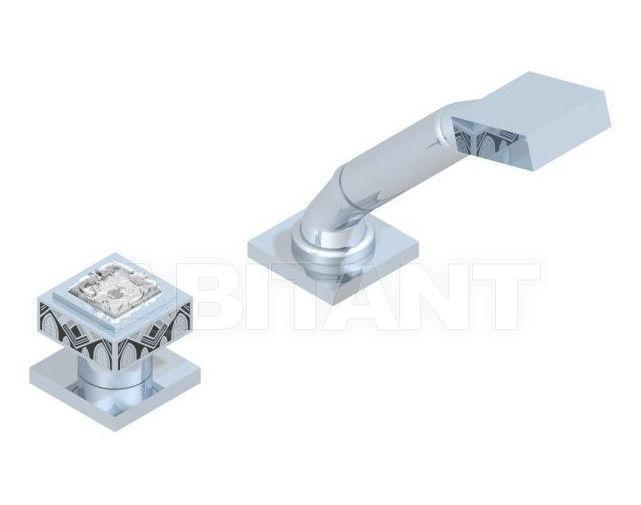 Купить Смеситель для ванны THG Bathroom A2R.6532/60A Masque de Femme Lunaire