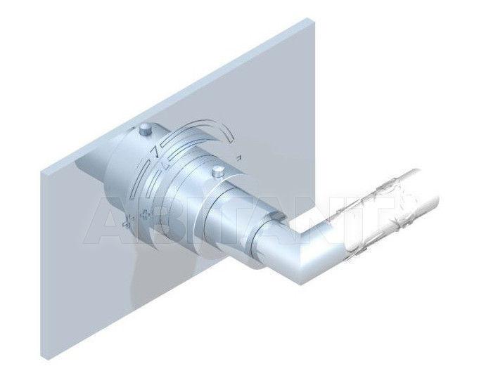Купить Смеситель термостатический THG Bathroom A35.5100B Bambou clear crystal