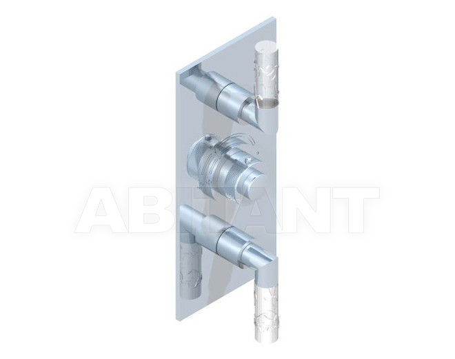 Купить Смеситель термостатический THG Bathroom A35.5400B Bambou clear crystal