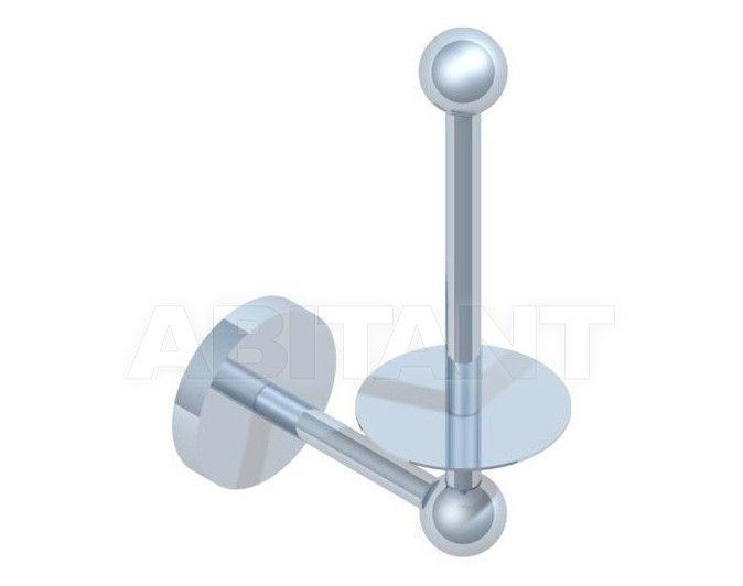 Купить Держатель для туалетной бумаги THG Bathroom A35.542 Bambou clear crystal
