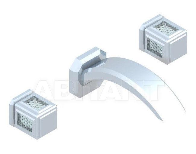 Купить Смеситель для раковины THG Bathroom A2A.20G Métropolis clear crystal