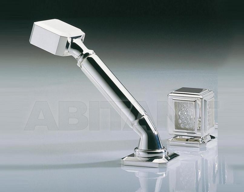 Купить Смеситель для ванны THG Bathroom A2A.6532/60A Métropolis clear crystal