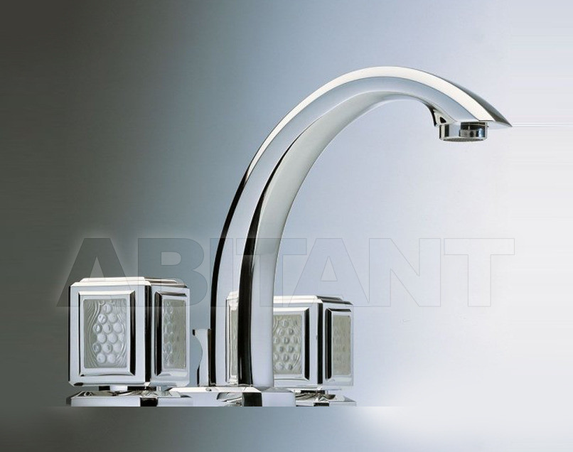 Купить Смеситель для раковины THG Bathroom A2A.151M Métropolis clear crystal
