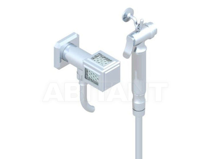 Купить Гигиенический душ THG Bathroom A2A.5840/8 Métropolis clear crystal