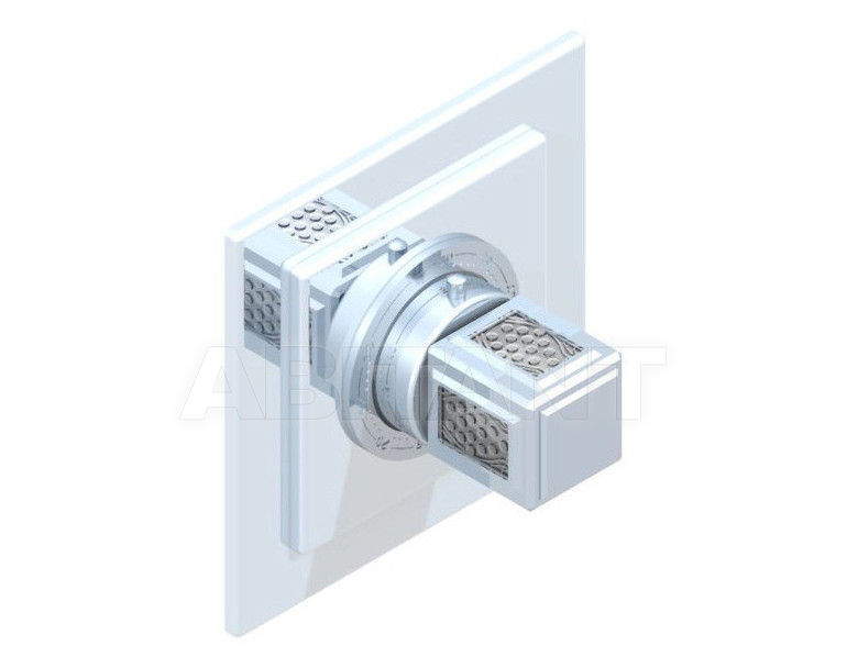 Купить Смеситель термостатический THG Bathroom A2A.15EN16EC Métropolis clear crystal