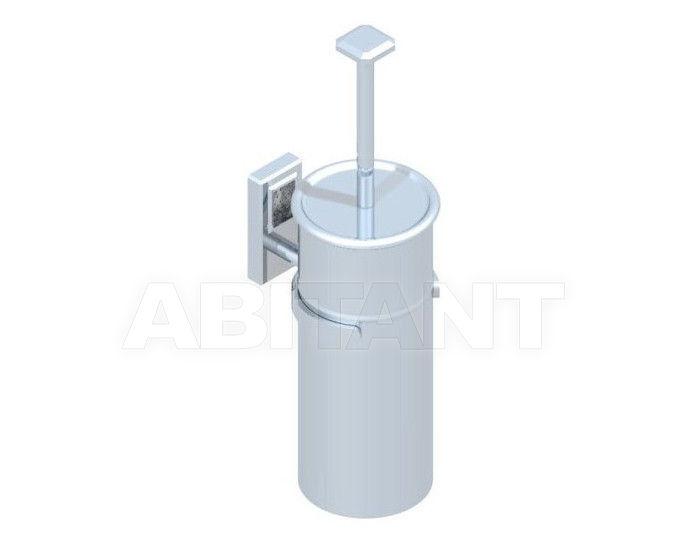 Купить Щетка для туалета THG Bathroom A2A.4720C Métropolis clear crystal
