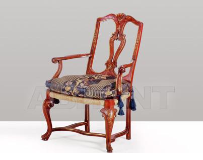 Купить Стул с подлокотниками P. & G. Cugini Lanzani 2013 4506b