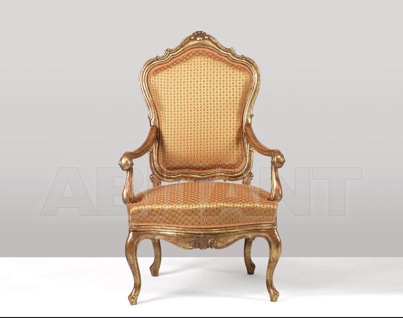 Купить Стул с подлокотниками P. & G. Cugini Lanzani 2013 6170