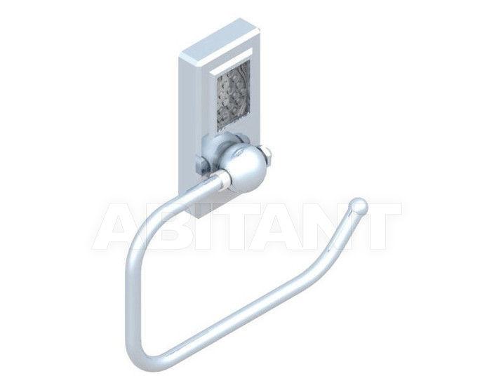 Купить Держатель для туалетной бумаги THG Bathroom A2A.538A Métropolis cristal clair