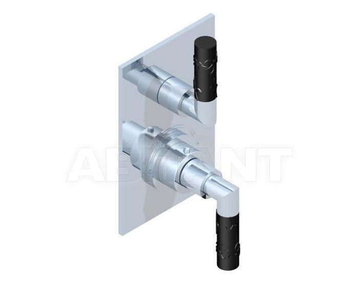 Купить Смеситель термостатический THG Bathroom A33.5300B Bambou black crystal