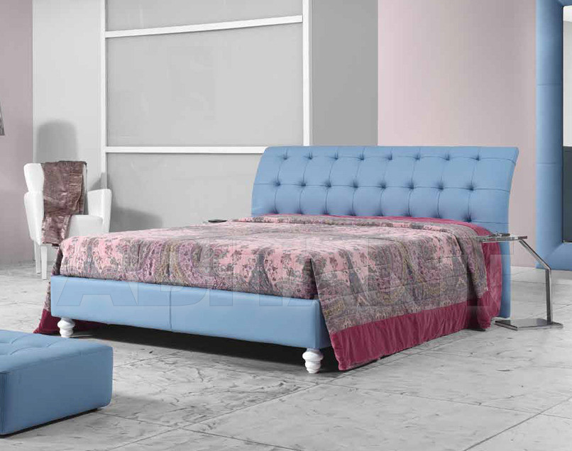 Купить Кровать Bruma Salotti Letti L027 08C