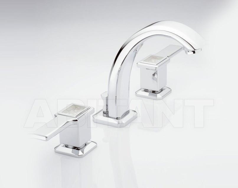 Купить Смеситель для раковины THG Bathroom A2B.151 Métropolis clear crystal with lever