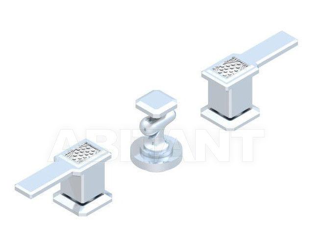 Купить Смеситель для биде THG Bathroom A2B.207 Métropolis clear crystal with lever