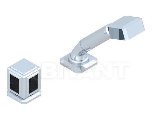 Купить Смеситель для ванны THG Bathroom A2L.6532/60A Métropolis black crystal