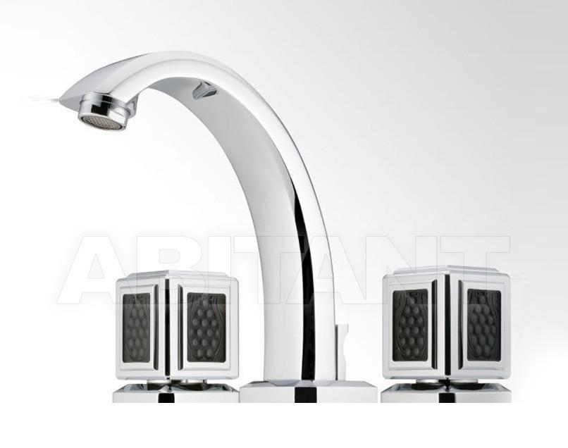 Купить Смеситель для раковины THG Bathroom A2L.151M Métropolis black crystal