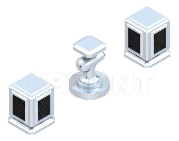 Купить Смеситель для биде THG Bathroom A2L.207 Métropolis black crystal
