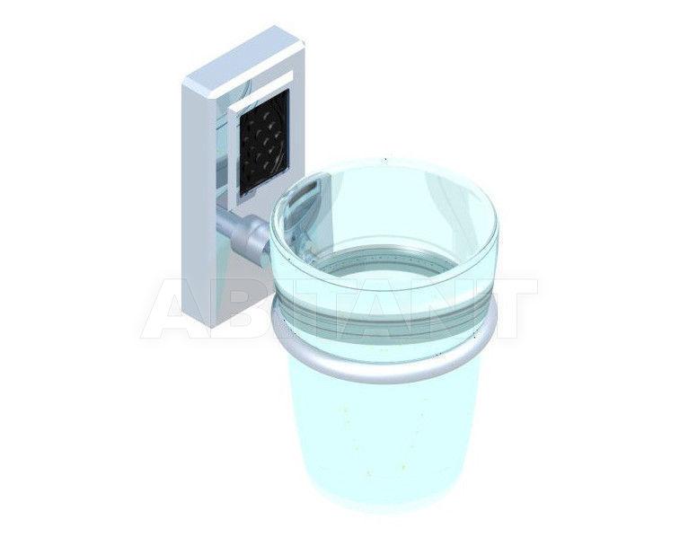 Купить Стаканодержатель THG Bathroom A2L.536 Métropolis black crystal