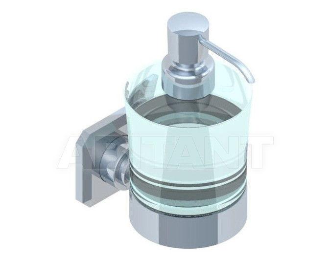 Купить Дозатор для мыла THG Bathroom A2L.613 Métropolis black crystal