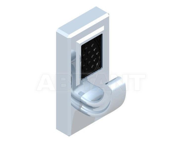Купить Крючок THG Bathroom A2L.508 Métropolis black crystal