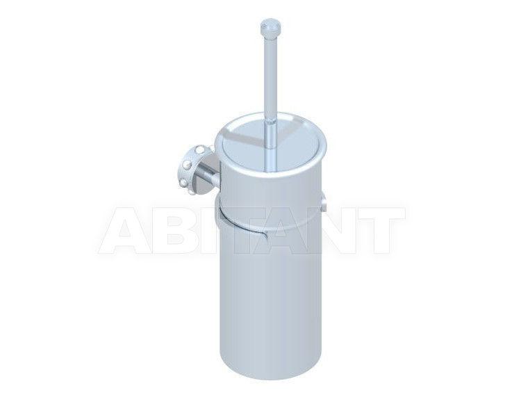 Купить Щетка для туалета THG Bathroom A2N.4720C Mossi clear crystal