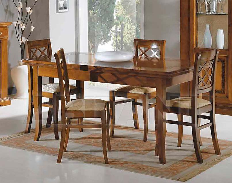 Купить Стол обеденный GIULIACASA By Vaccari International Vanity Decor 868-GA-VD 2