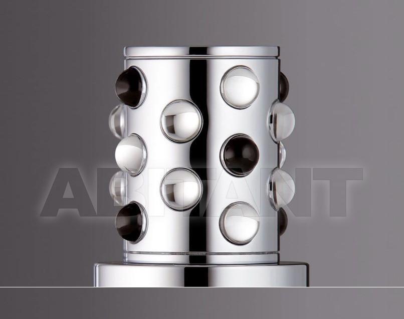 Купить Вентиль THG Bathroom A2W.50/4/VG Mossi clear crystal & black onyx