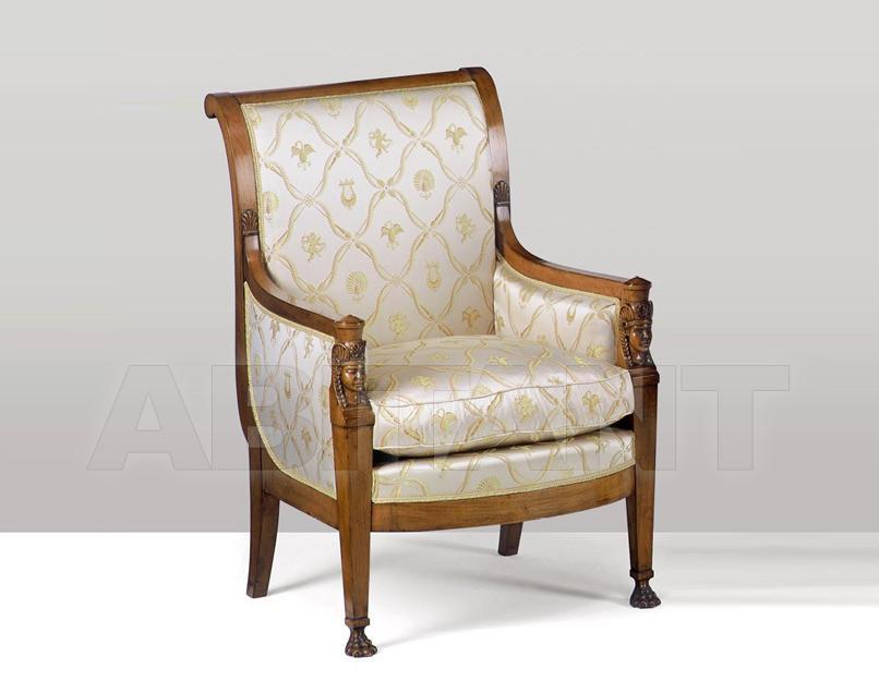 Купить Стул с подлокотниками P. & G. Cugini Lanzani 2013 9396
