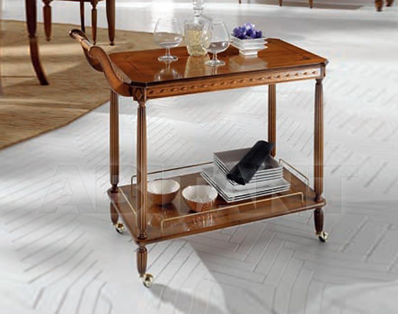 Купить Стол сервировочный GIULIACASA By Vaccari International Roma 2046/I