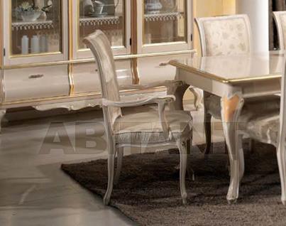 Купить Стул с подлокотниками GIULIACASA By Vaccari International Venezia 533R
