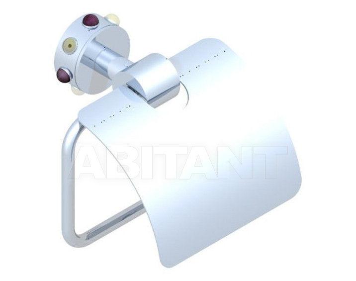 Купить Держатель для туалетной бумаги THG Bathroom A2Y.538AC Mossi Sun crystal & Améthyst