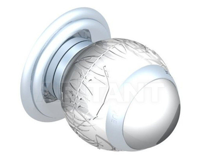 Купить Вентиль THG Bathroom A2H.30 Panthere clear crystal