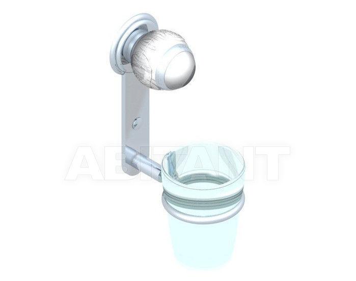 Купить Стаканодержатель THG Bathroom A2H.536 Panthere clear crystal