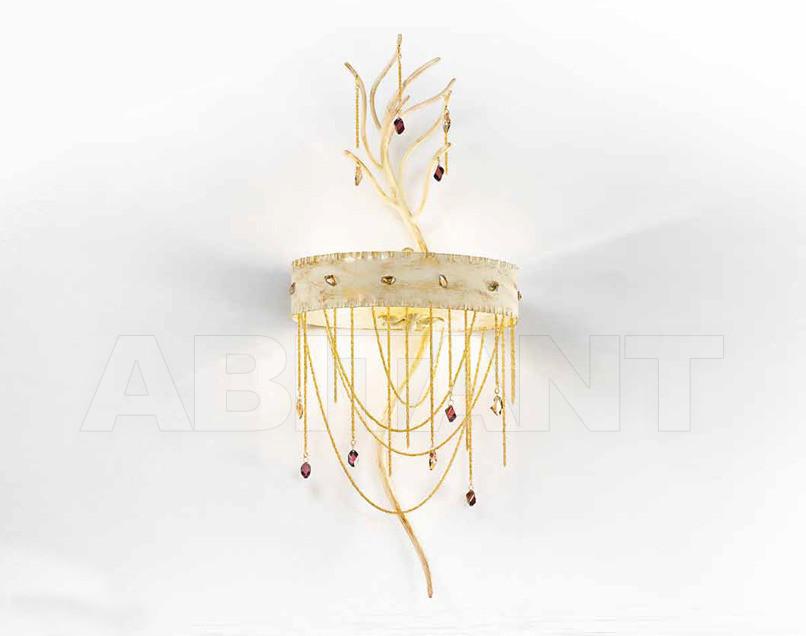 Купить Бра IDL Export Dolce Vita Luxury Lighting 443/4A Ivory Gold Laquered