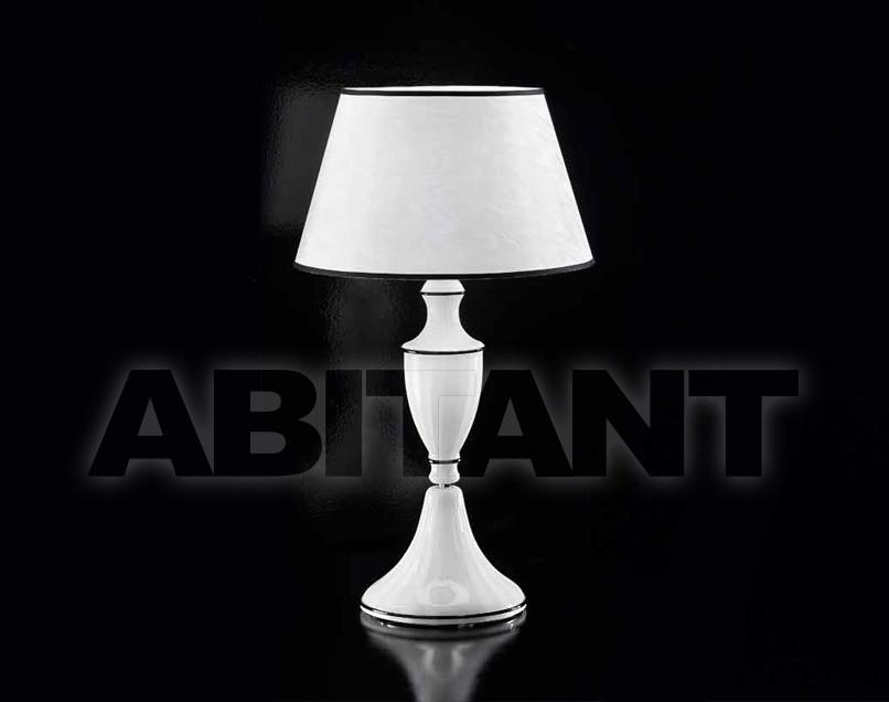 Купить Лампа настольная IDL Export Dolce Vita Luxury Lighting 449/1L  White