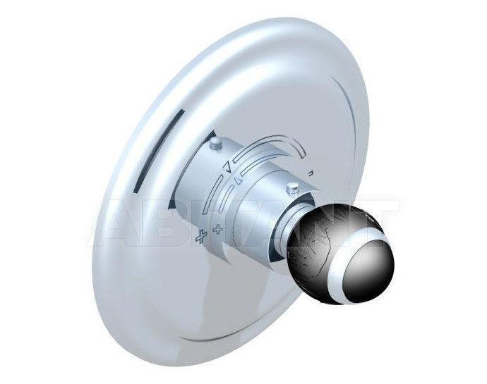 Купить Смеситель термостатический THG Bathroom A2K.5100BR Panthère black crystal