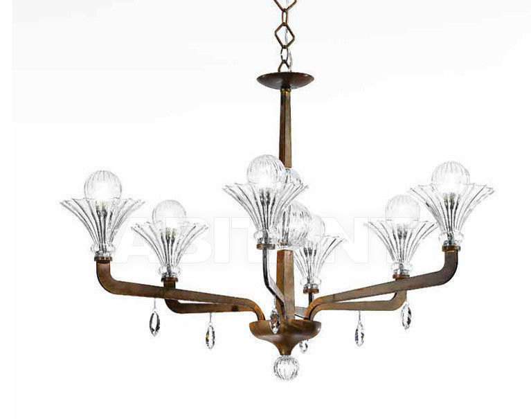 Купить Люстра IDL Export Dolce Vita Luxury Lighting 472/3+3