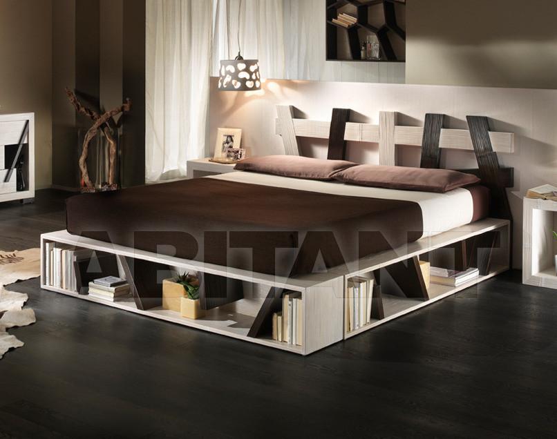 Купить Кровать Bortoli Collezione 2011 A097 AA 2G