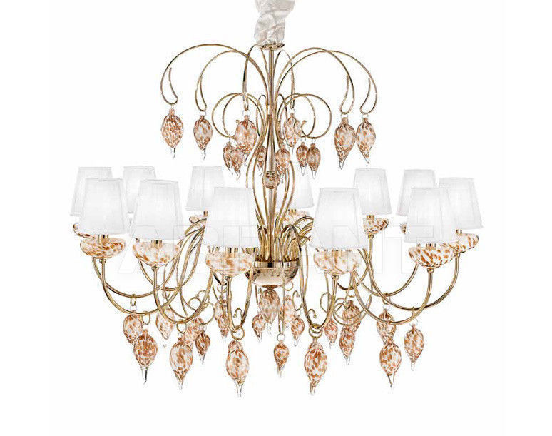 Купить Люстра IDL Export Dolce Vita Luxury Lighting 444/12