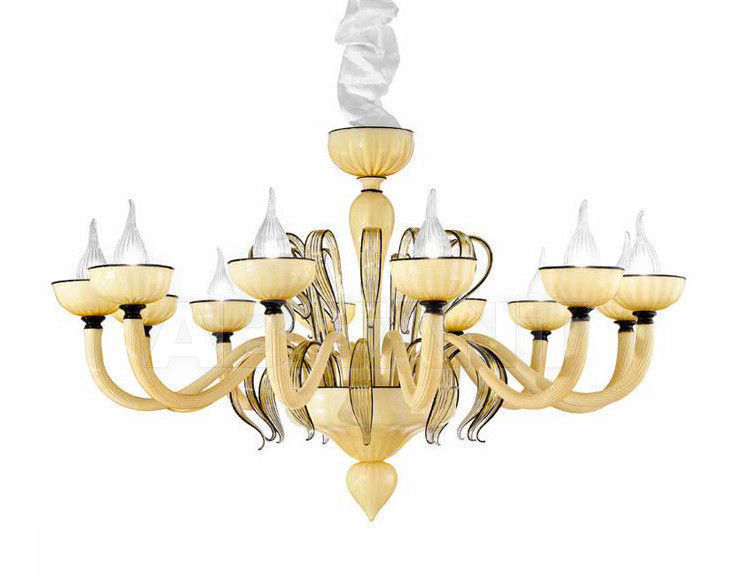 Купить Люстра IDL Export Dolce Vita Luxury Lighting 446/12