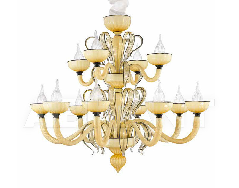 Купить Люстра IDL Export Dolce Vita Luxury Lighting 446/8+4
