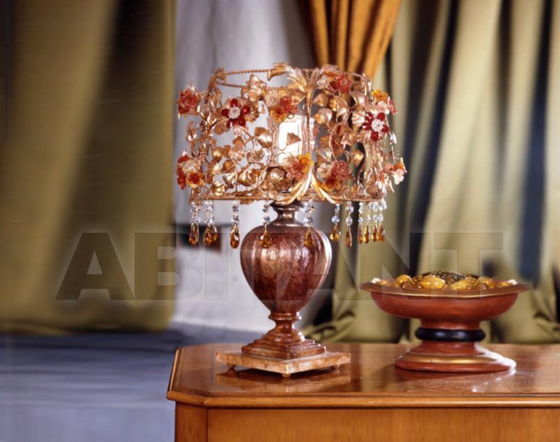 Купить Лампа настольная Mechini Classic F783/1 M BIS
