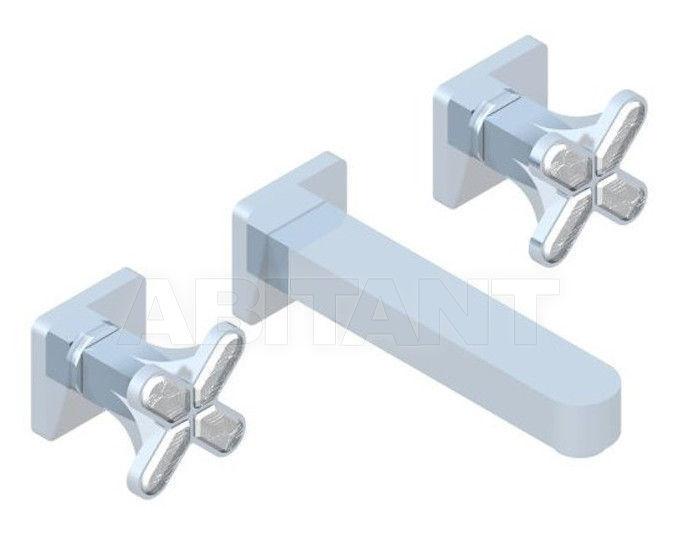 Купить Смеситель для раковины THG Bathroom A6G.20GA Profil Lalique clear crystal