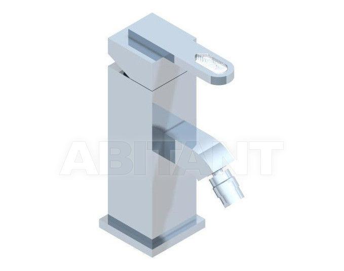 Купить Смеситель для биде THG Bathroom A6G.6504 Profil Lalique clear crystal