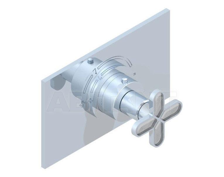 Купить Смеситель термостатический THG Bathroom A6G.5100B Profil Lalique clear crystal