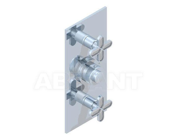 Купить Смеситель термостатический THG Bathroom A6G.5400B Profil Lalique clear crystal