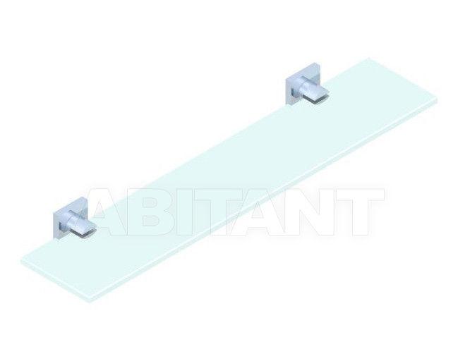 Купить Полка THG Bathroom A6G.564 Profil Lalique clear crystal