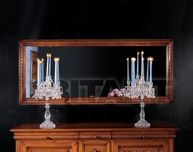 Купить Зеркало настенное Bakokko Group Phedra Glamour 1091SW