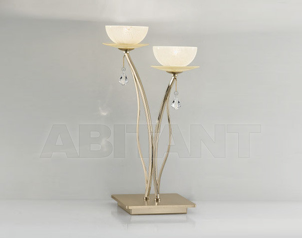Купить Лампа настольная IDL Export Luce Da Vivere Living Lighting 465/2L
