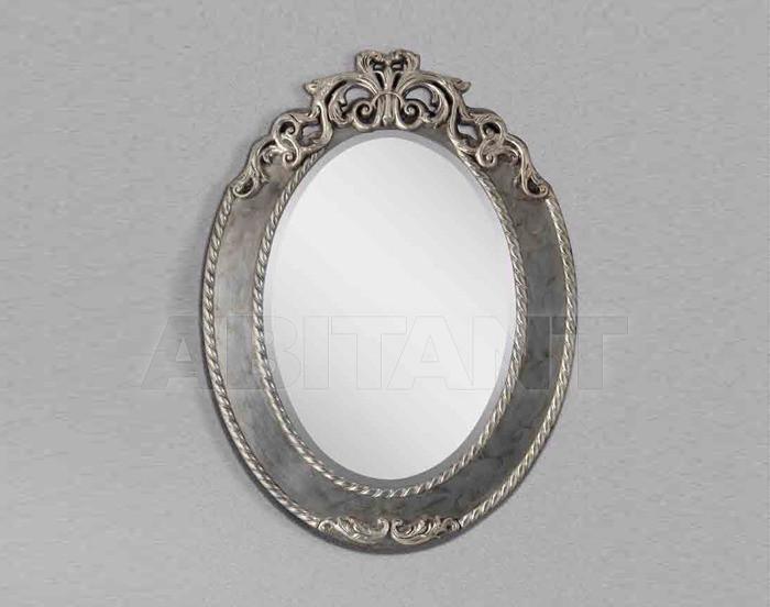Купить Зеркало настенное Vaccari International Gli Specchi Di Alice 1 5 9 0 argento