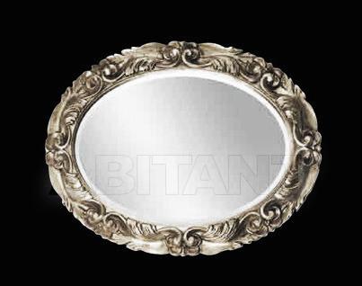Купить Зеркало настенное Vaccari International Gli Specchi Di Alice 1 6 4 0 argento